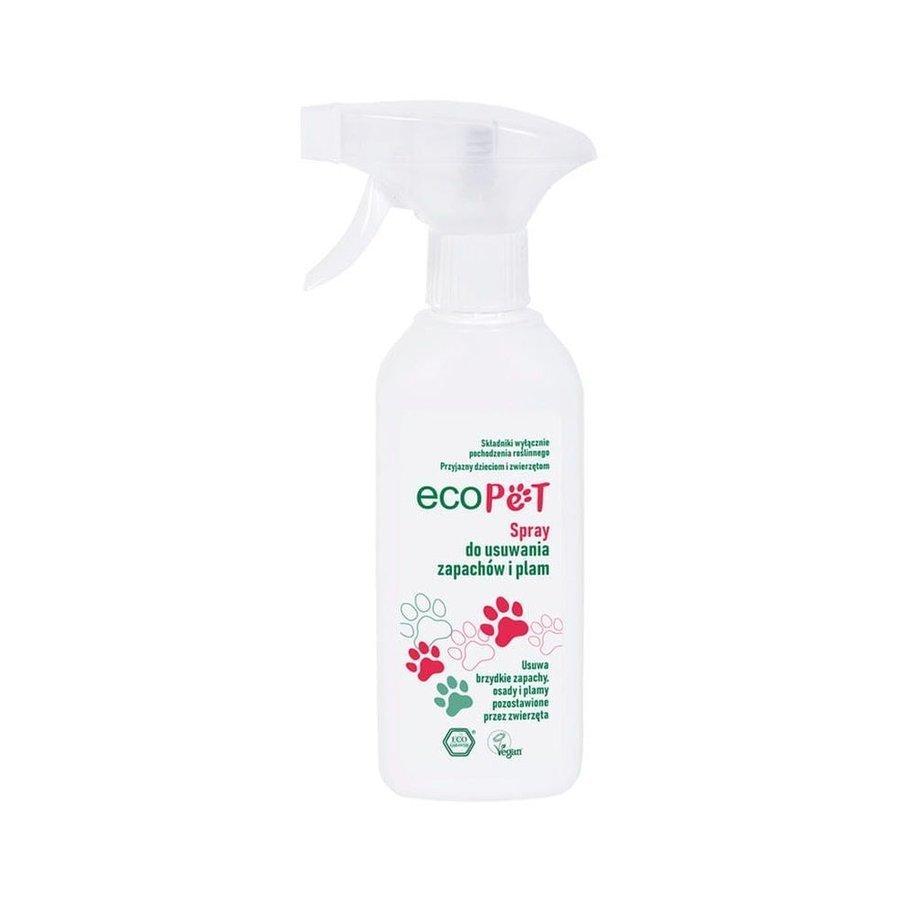 Ecopet Ekologiczny spray do usuwania brzydkich zapachów i plam 250 ml