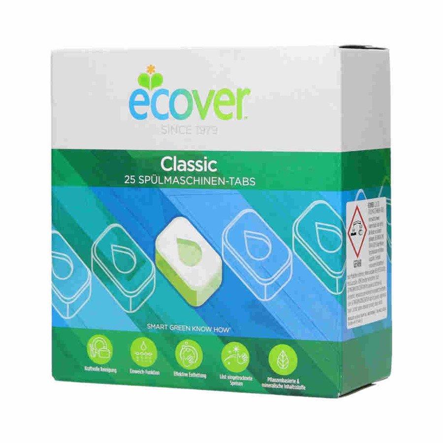 Ecover Classic Hipoalergiczne tabletki do zmywarki 25 szt.