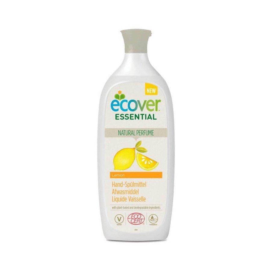 Ecover Essential Ekologiczny płyn do ręcznego zmywania naczyń cytrynowy 1 l