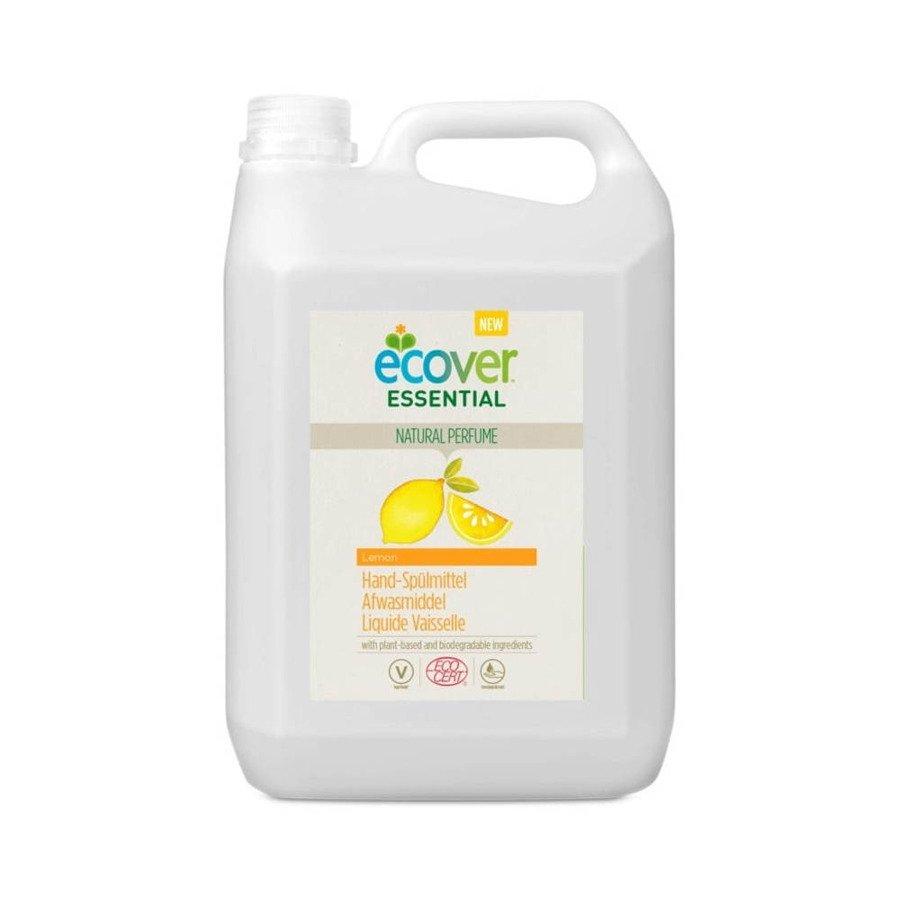 Ecover Essential Ekologiczny płyn do ręcznego zmywania naczyń cytrynowy 5 l