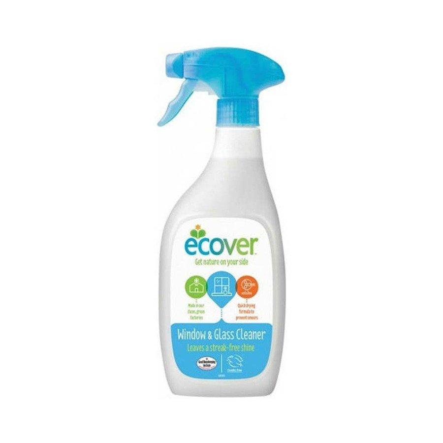 Ecover Hipoalergiczny płyn do czyszczenia powierzchni szklanych 500 ml