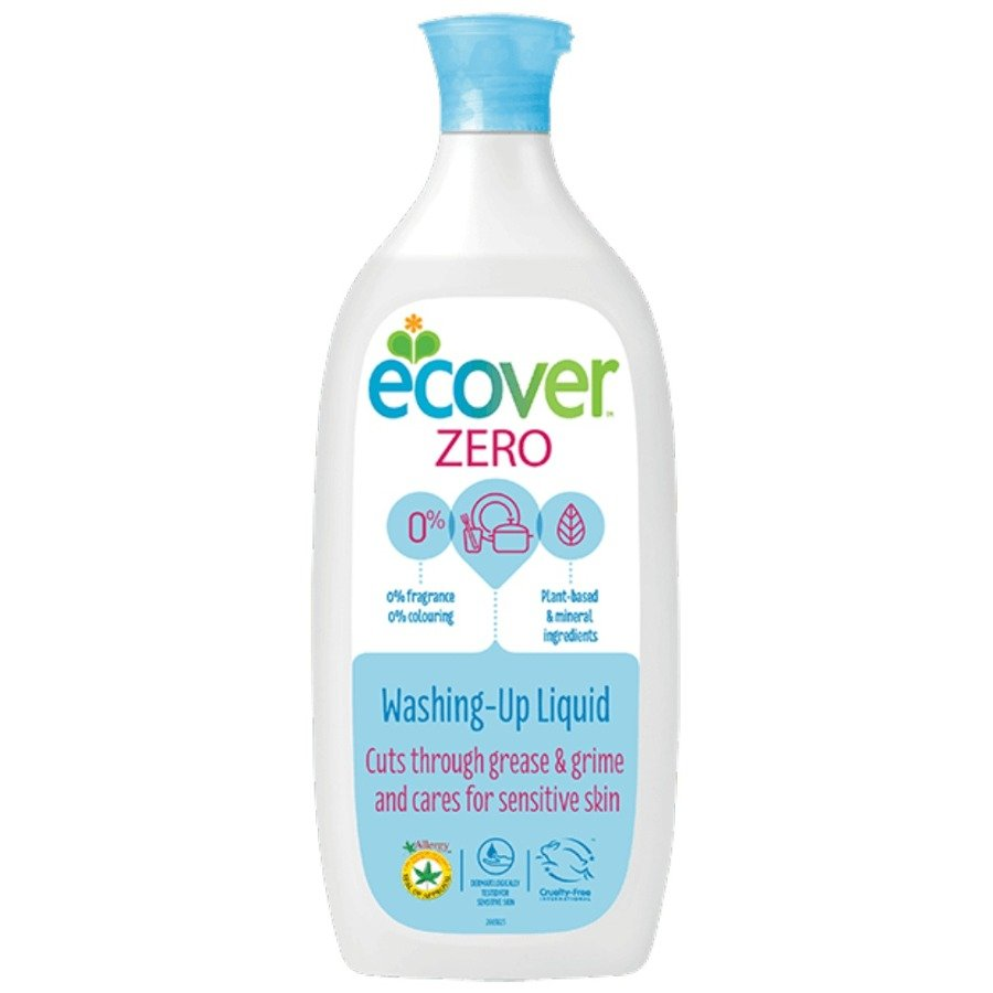 Ecover Zero Hipoalergiczny płyn do zmywania naczyń 500 ml
