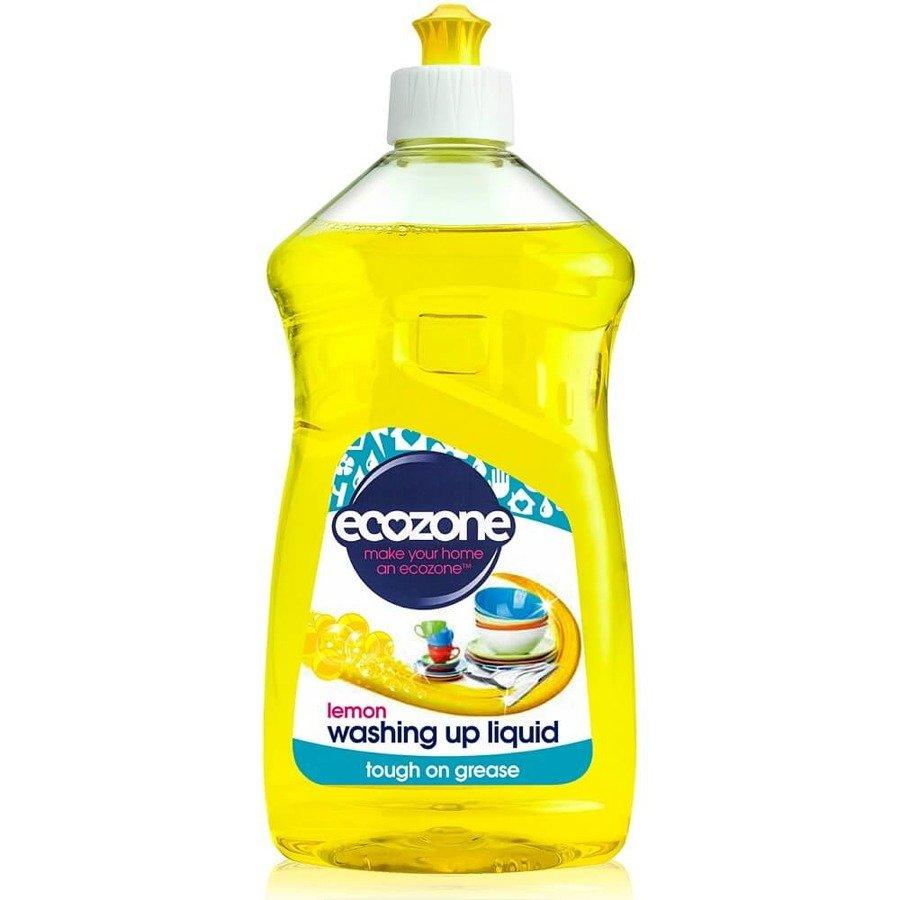 Ecozone Płyn do mycia naczyń cytrynowy