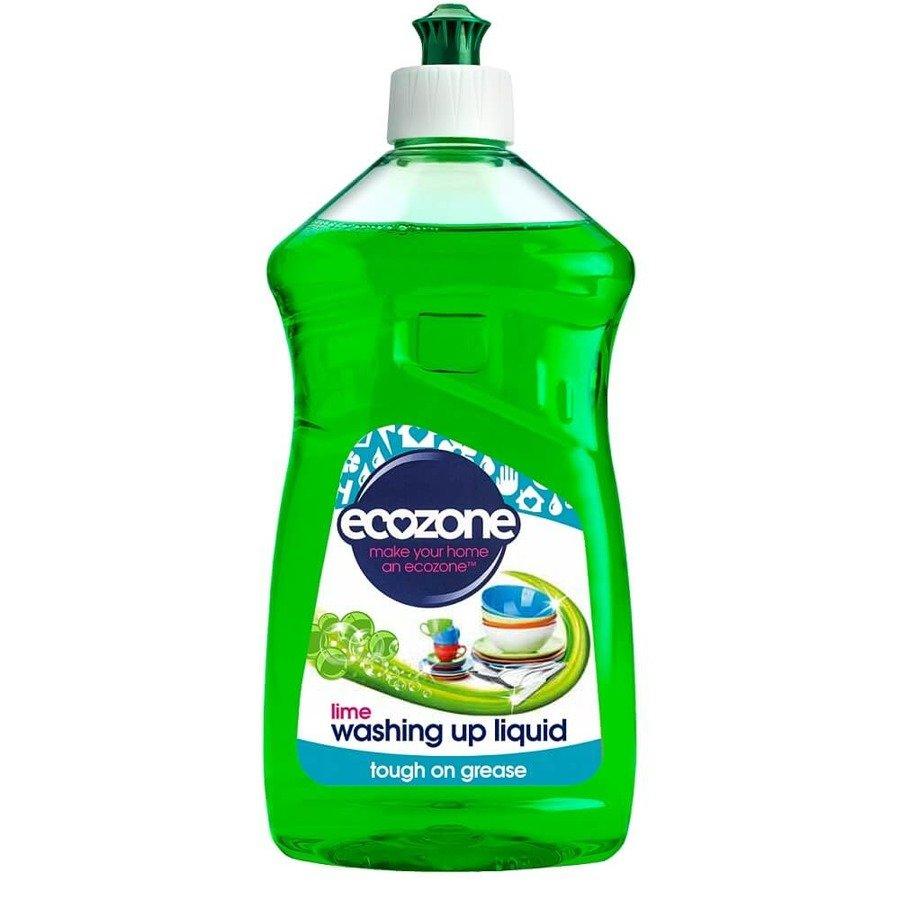 Ecozone Płyn do mycia naczyń limonkowy 500 ml