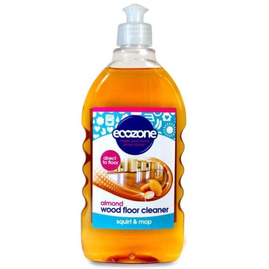 Ecozone Płyn do mycia podłóg drewnianych migdałowy 500 ml