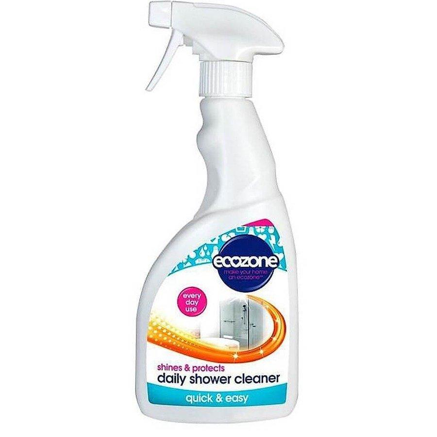 Ecozone Spray do codziennego mycia szyby prysznicowej 500 ml