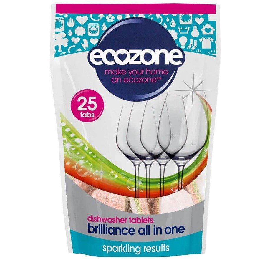 Ecozone Tabletki do zmywarki 5w1 25 szt.