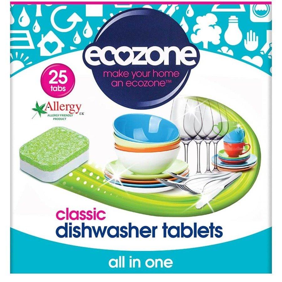 Ecozone Tabletki do zmywarki classic 25 szt.