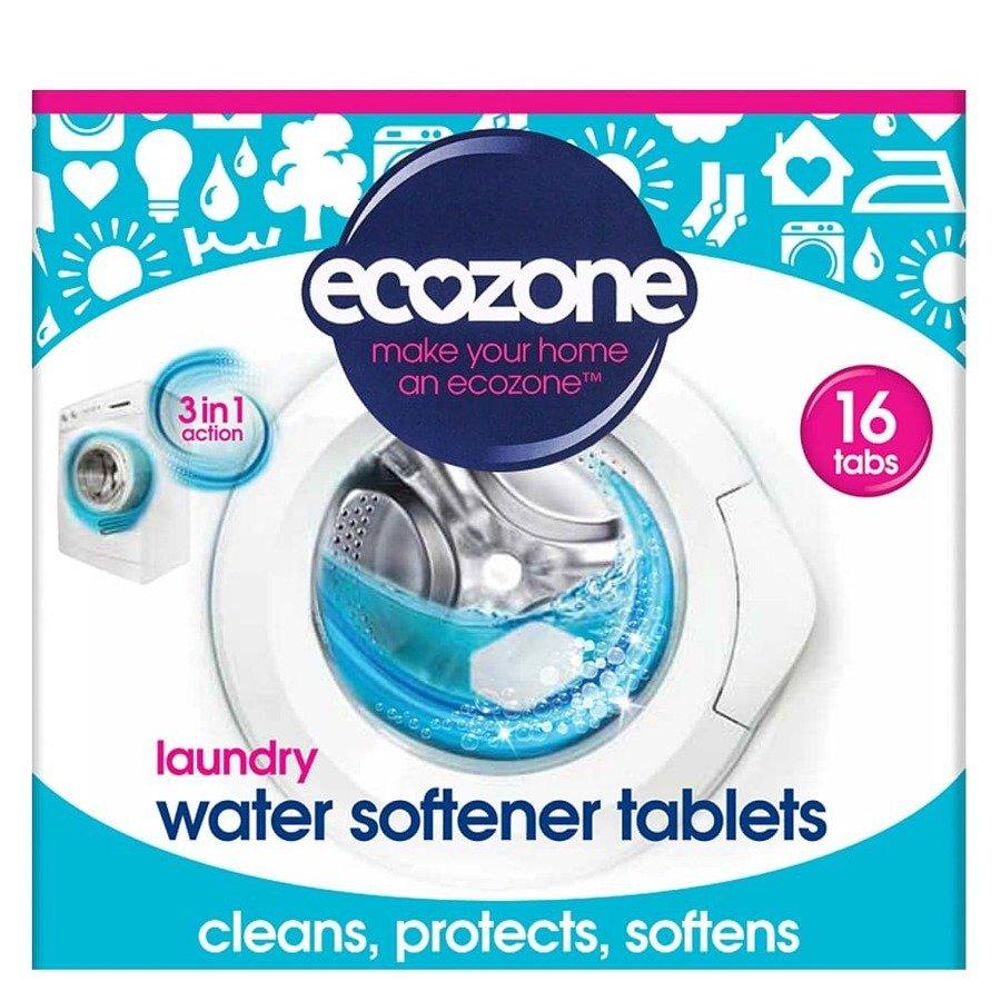 Ecozone Tabletki zmiękczające wodę w pralce 16 szt.