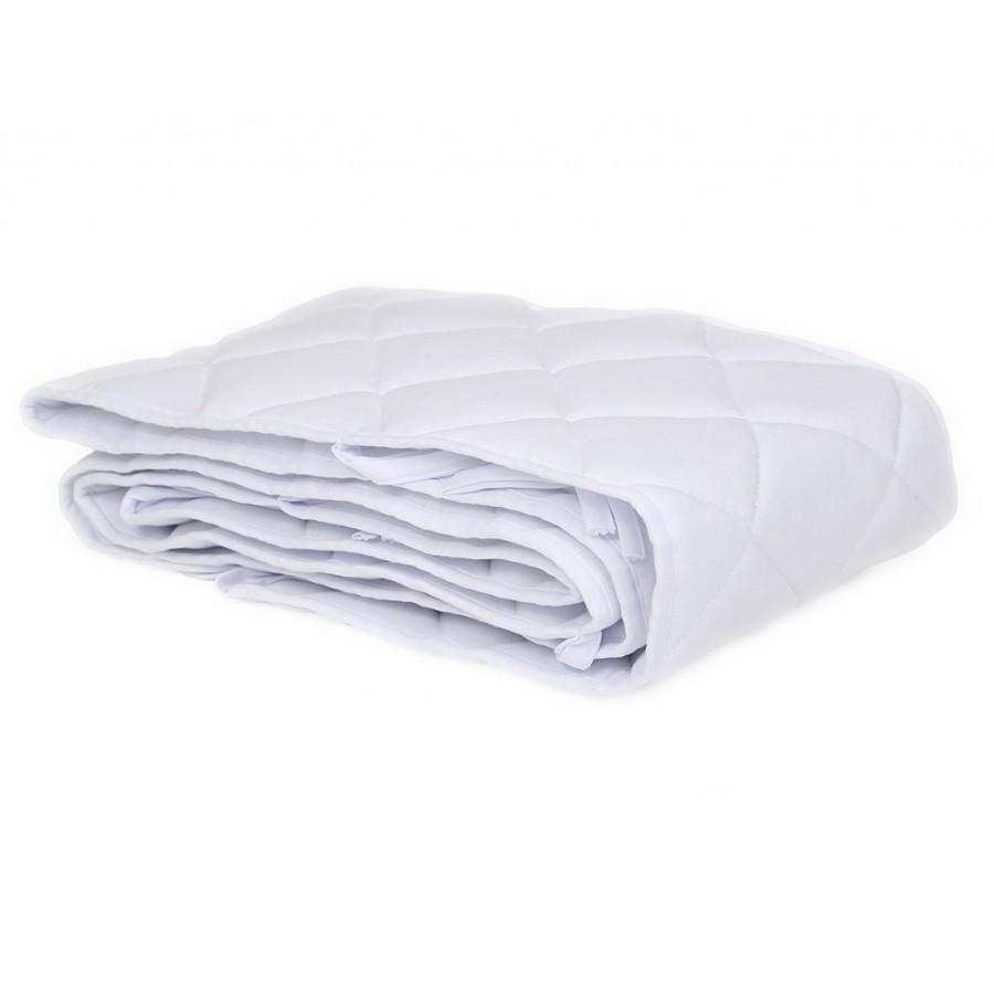 Effii Ochraniacz pikowany na całe łóżeczko biały 70x140