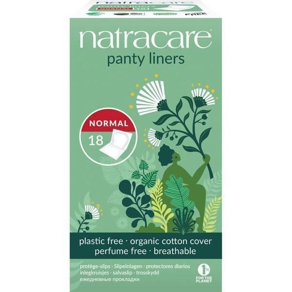 Ekologiczne wkładki higieniczne Natracare Normal 18 szt.