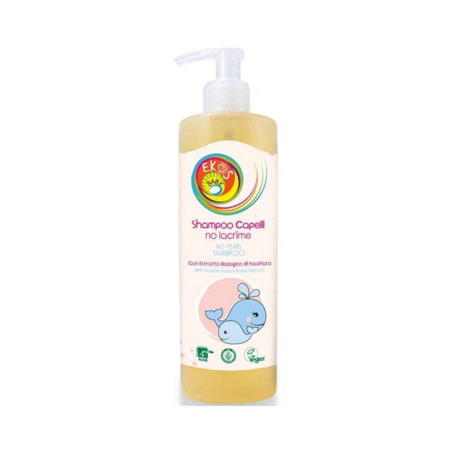 Ekos Baby Delikatny szampon dla dzieci i niemowląt bez łez 400 ml