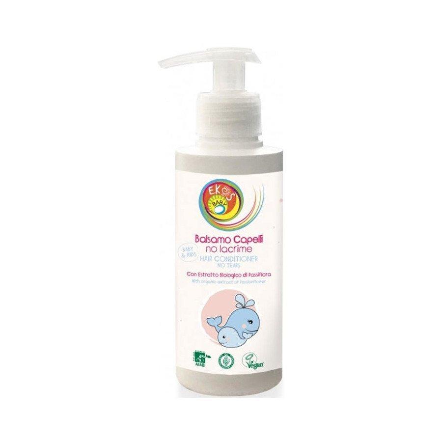 Ekos Baby Odżywka do włosów dla dzieci i niemowląt bez łez 200 ml