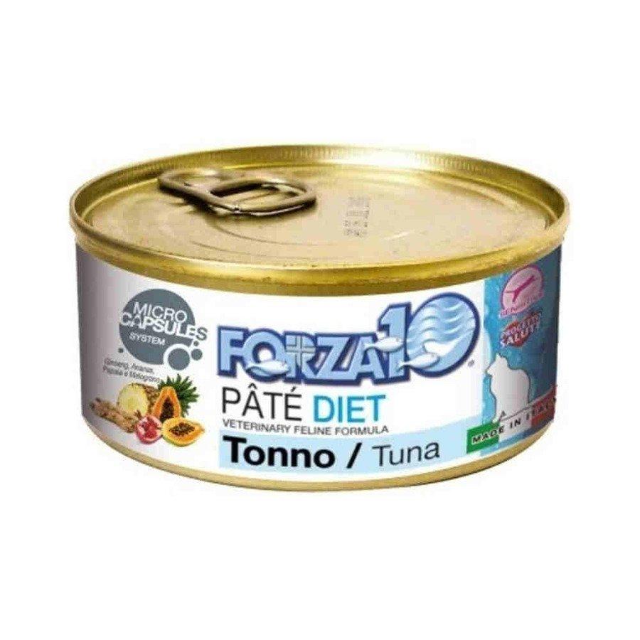 Forza10 Diet Hipoalergiczna karma mokra dla kota tuńczyk 170 g