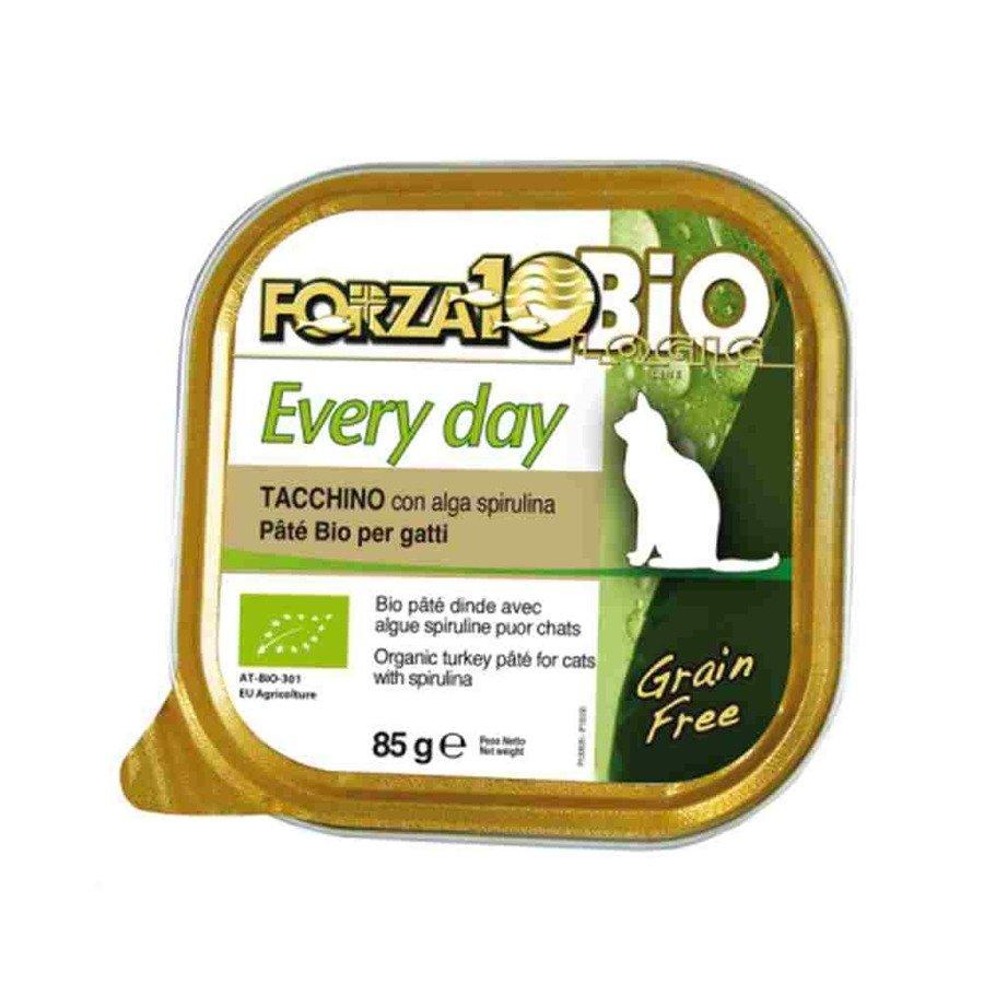 Forza10 Every Day Bio Karma organiczna dla kota indyk 100 g