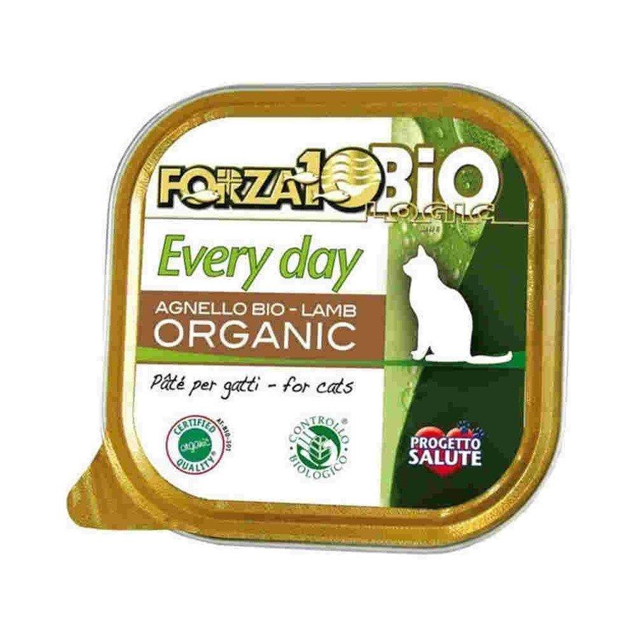 Forza10 Every Day Bio Karma organiczna dla kota jagnięcina 100 g