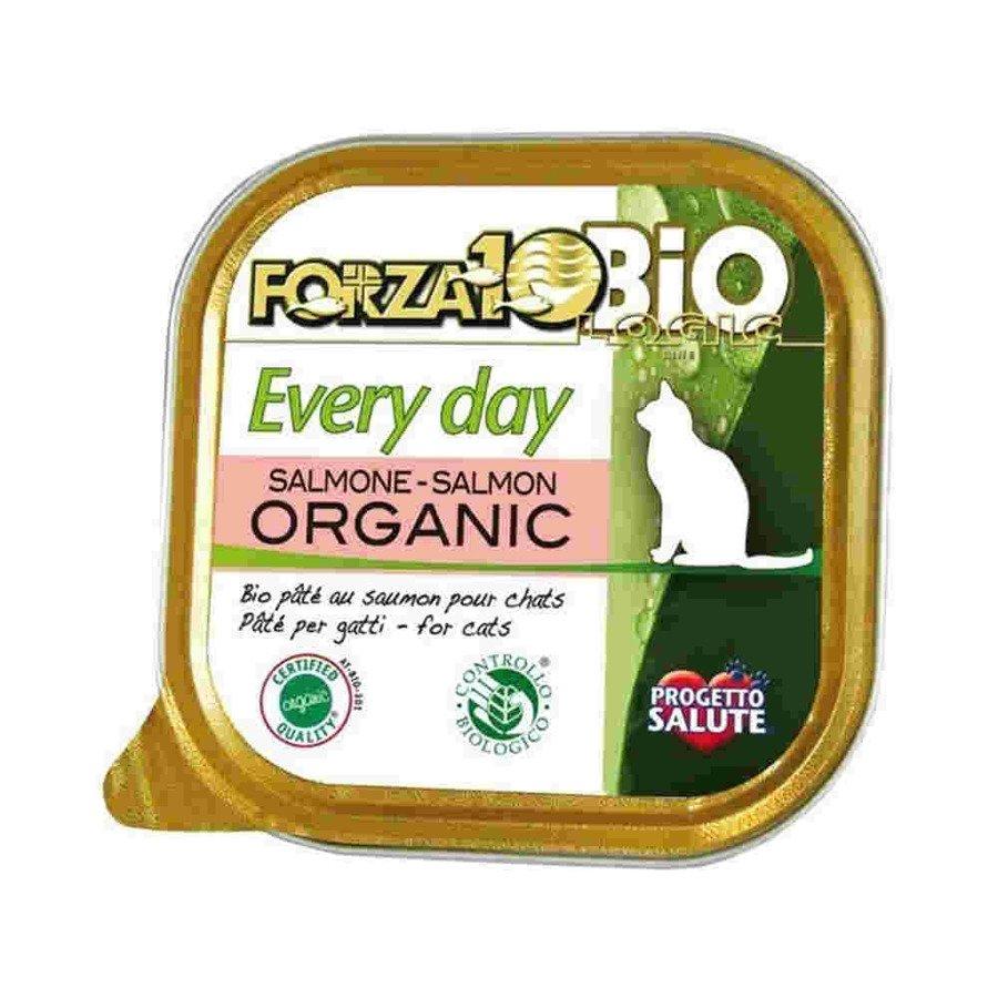 Forza10 Every Day Bio Karma organiczna dla kota łosoś 100 g