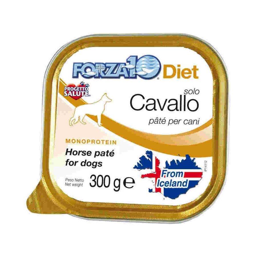 Forza10 Solo Diet Hipoalergiczna karma mokra dla psa konina 300 g