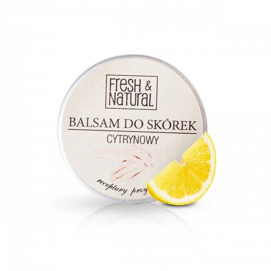 Fresh&Natural Balsam do skórek i paznokci