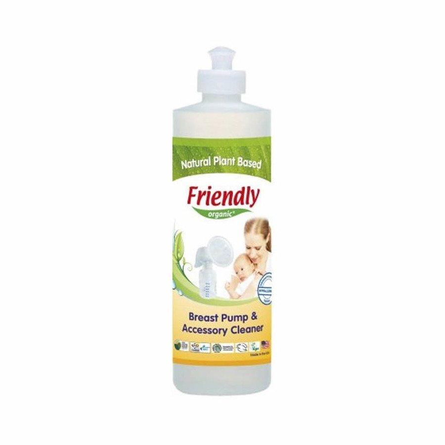 Friendly Organic Płyn do czyszczenia laktatorów 473 ml