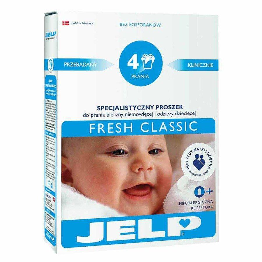 Jelp  Proszek do prania fresh classic 320g