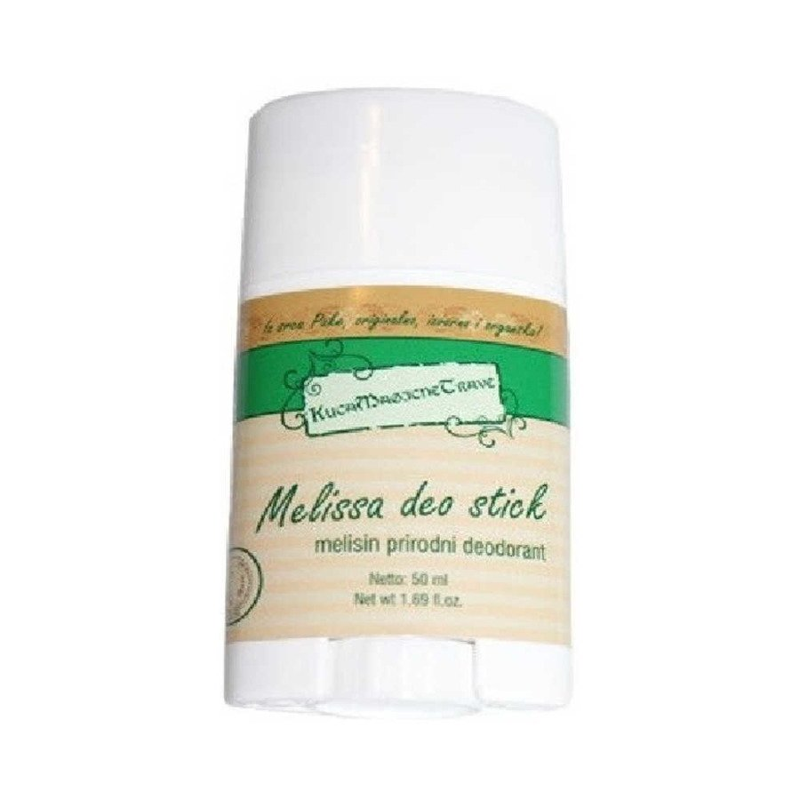 Kuca Magicne Trave Naturalny dezodorant z melisą (w sztyfcie), bez soli aluminium