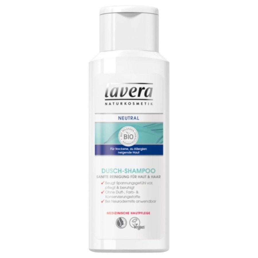 Lavera Neutral Żel do mycia włosów i ciała