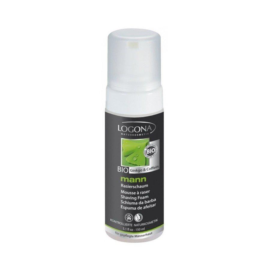 Logona Mann Pianka do golenia dla alergików 150 ml