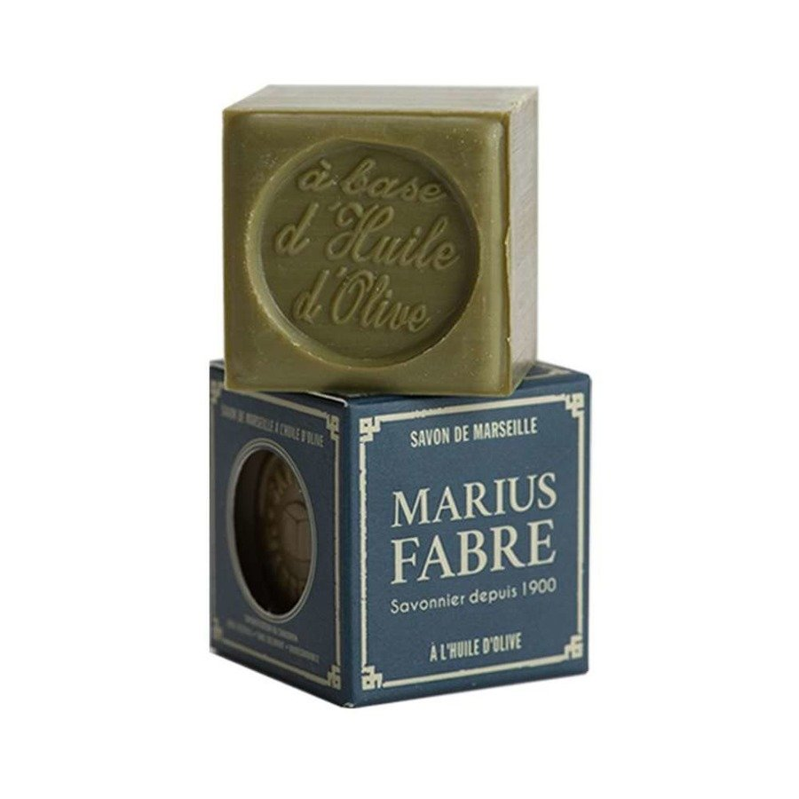 Marius Fabre Mydło marsylskie z oliwą z oliwek kostka 100 g