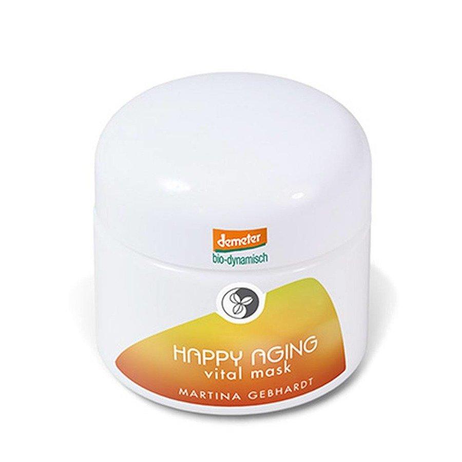 Martina Gebhardt Happy Aging Maska rewitalizująca 15 ml