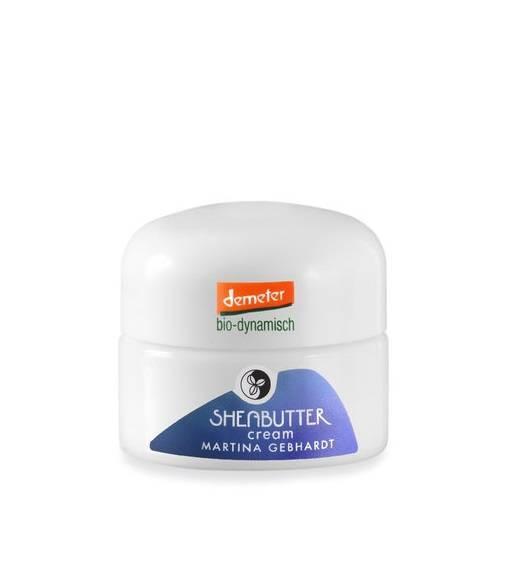 Martina Gebhardt Sheabutter Krem do cery wrażliwej i alergicznej 15 ml