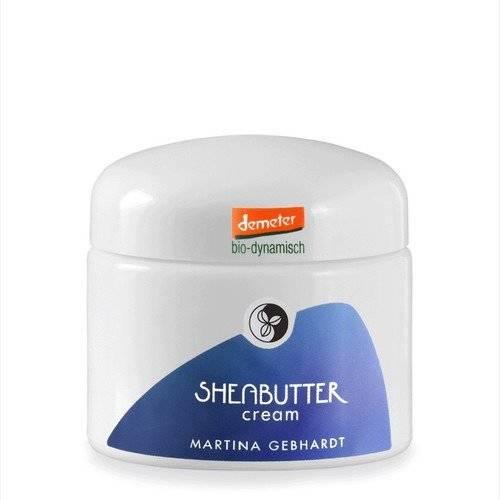 Martina Gebhardt Sheabutter Krem do cery wrażliwej i alergicznej 50 ml