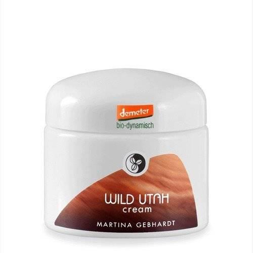 Martina Gebhardt Wild Utah Krem pielęgnacyjny dla panów 50 ml