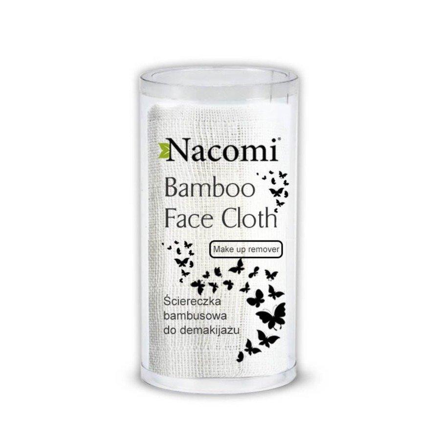 Nacomi Bambusowa ściereczka do demakijażu