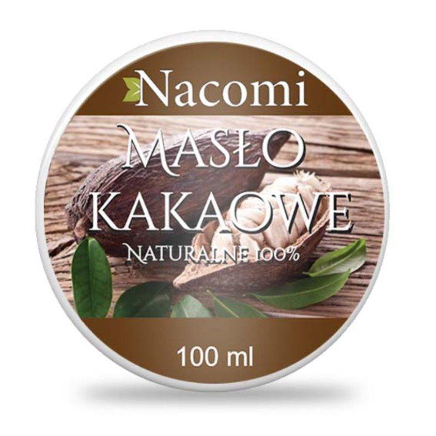 Nacomi Masło kakaowe 100 ml - termin ważn. 31.05.2019