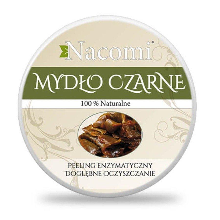 Nacomi Mydło czarne 200 ml