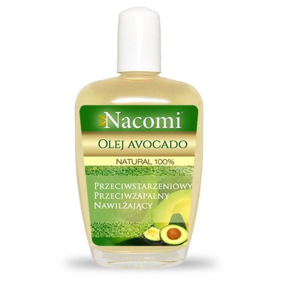 Nacomi Olej avocado
