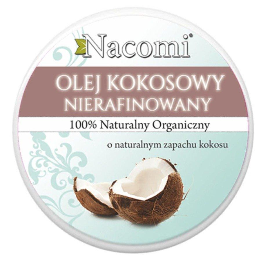 Nacomi Olej kokosowy nierafinowany 200 ml