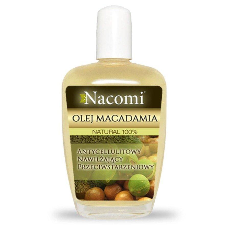 Nacomi Olej macadamia 50 ml