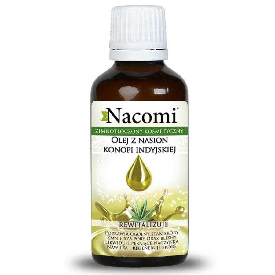 Nacomi Olej z konopi indyjskiej 50 ml