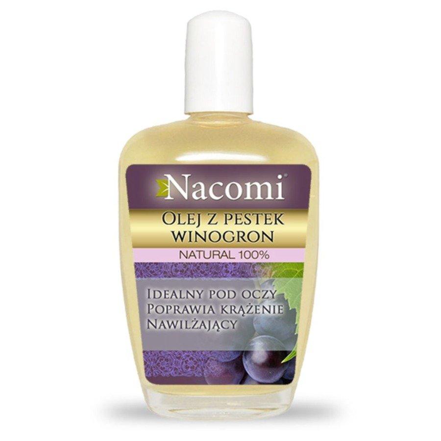 Nacomi Olej z pestek winogron 100 ml