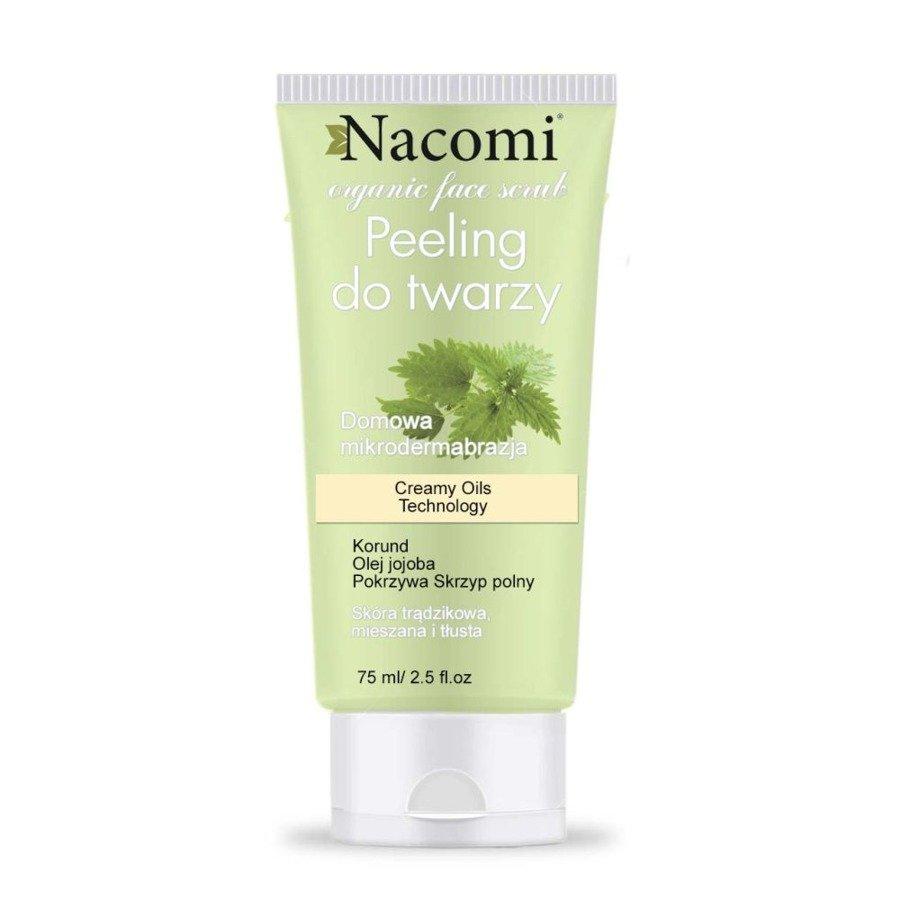 Nacomi Peeling do twarzy przeciwtrądzikowy 85 ml