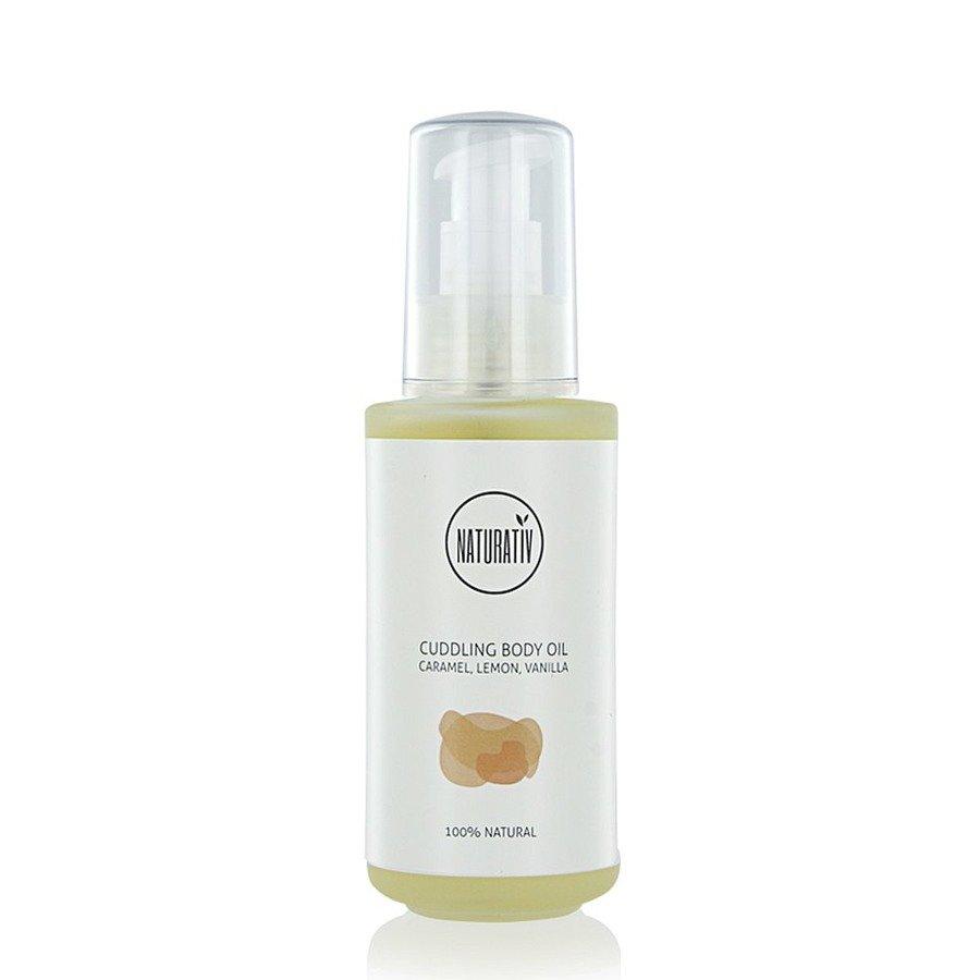 Naturativ Otulający olejek do ciała