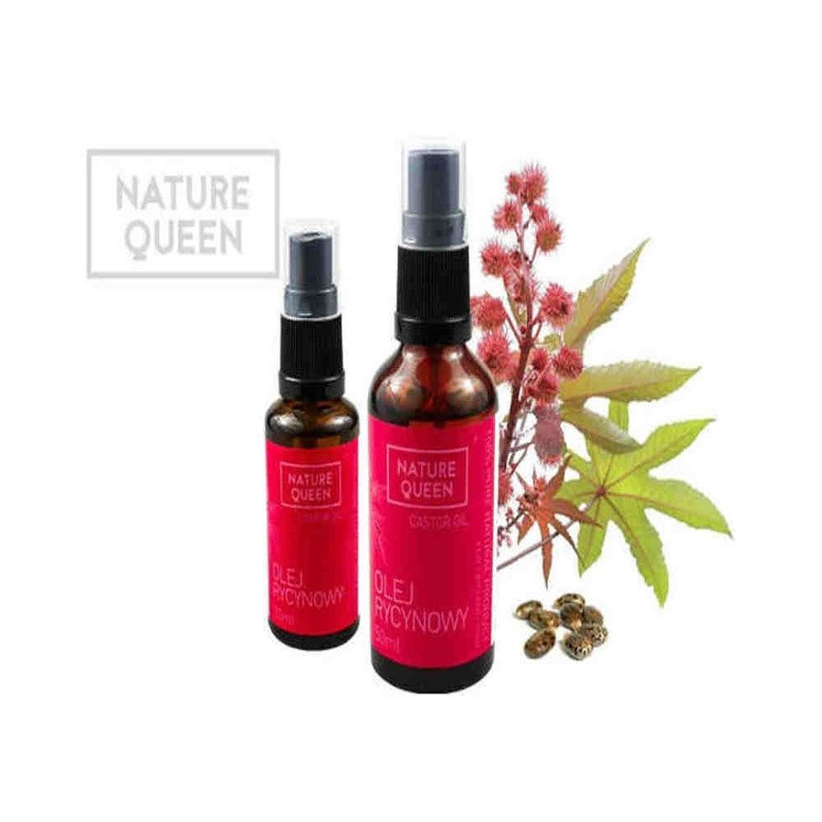 Nature Queen Olej rycynowy 30 ml
