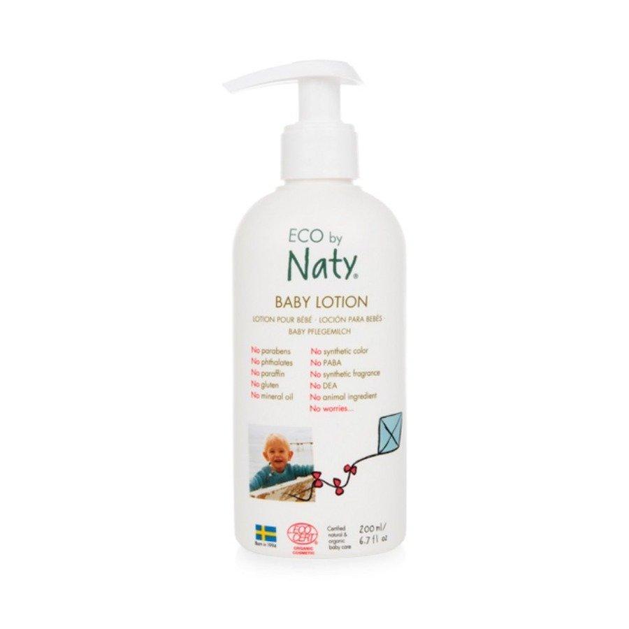 Naty Baby Hipoalergiczny balsam do ciała dla dzieci i niemowląt 200 ml