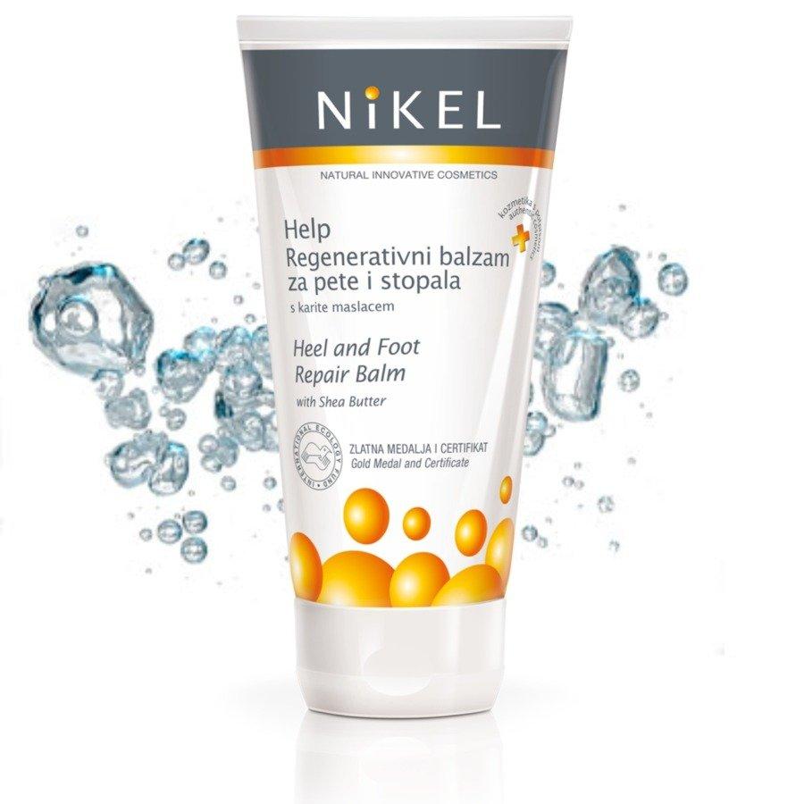 Nikel Balsam do Stóp z Masłem Shea o działaniu naprawczym i regenerującym