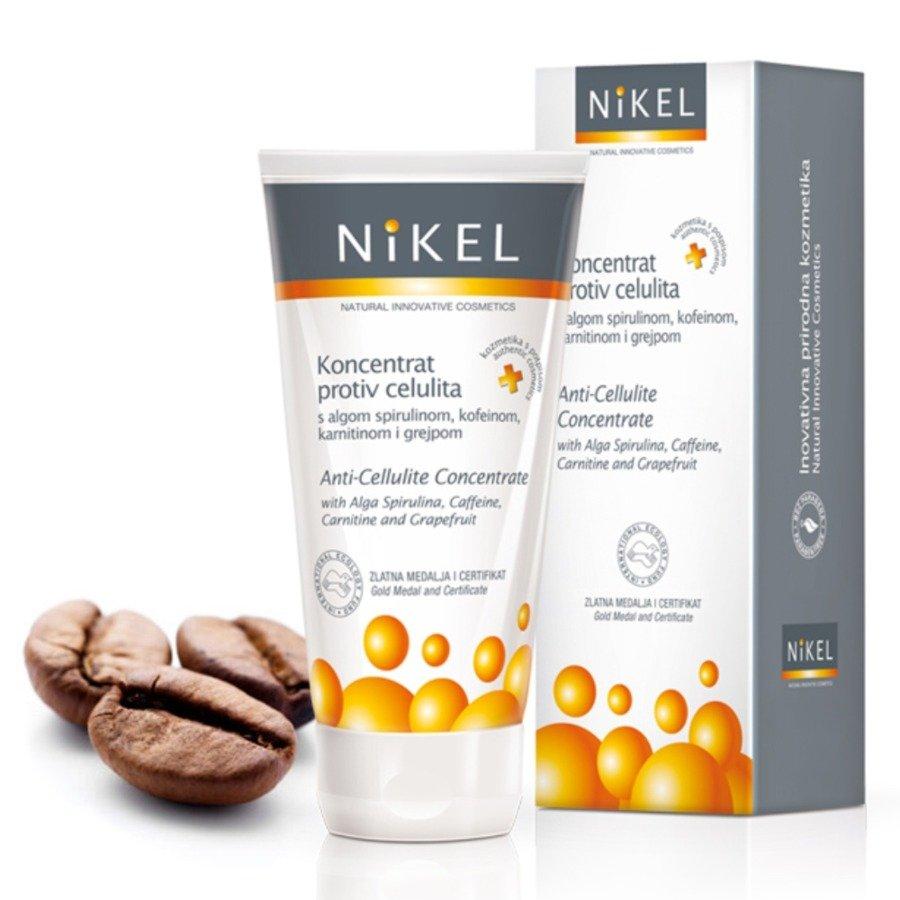 Nikel Koncentrat antycellulitowy ze spiruliną i kofeiną