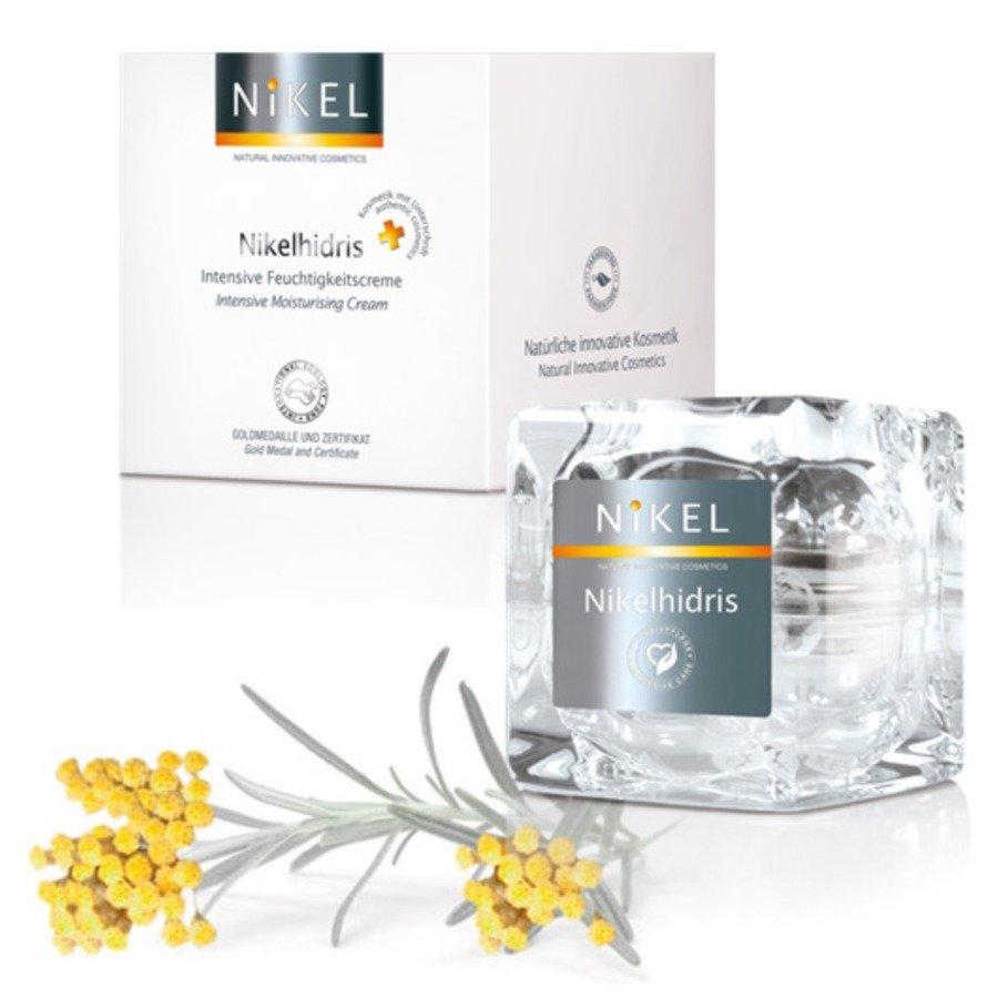 Nikel NikelHIDRIS Nawilżający krem z kwasem hialuronowym i kwiatem Immortelle