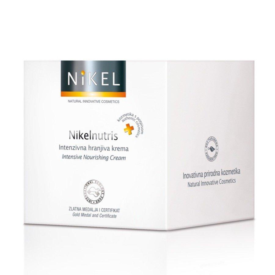 Nikel NikelNUTRIS Intensywnie odżywczy krem z olejkiem arganowym, avocado i migdałowym