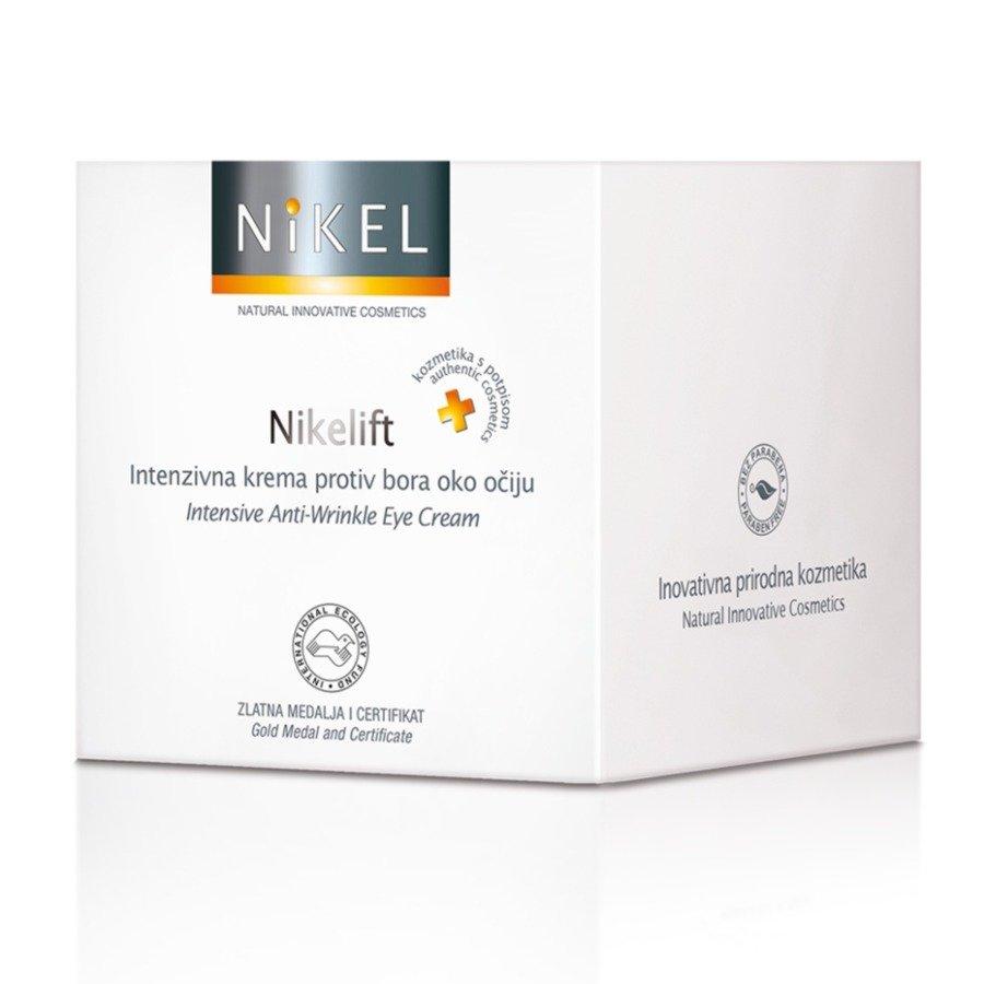 Nikel Nikelift Przeciwzmarszczkowy krem z pomarańczą i kwiatem Immortelle